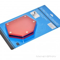 Магнитный держатель LBS-Т50 для сварки 6-ти углов