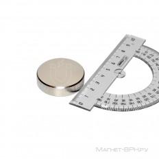 Неодимовый магнит 40х10 мм