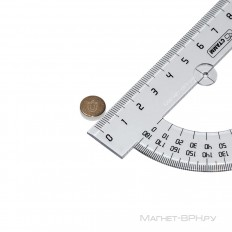 Неодимовый магнит 10х3 мм