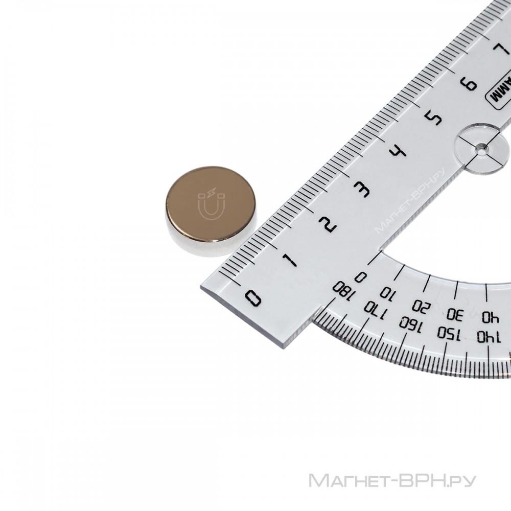 Неодимовый магнит 15х5 мм