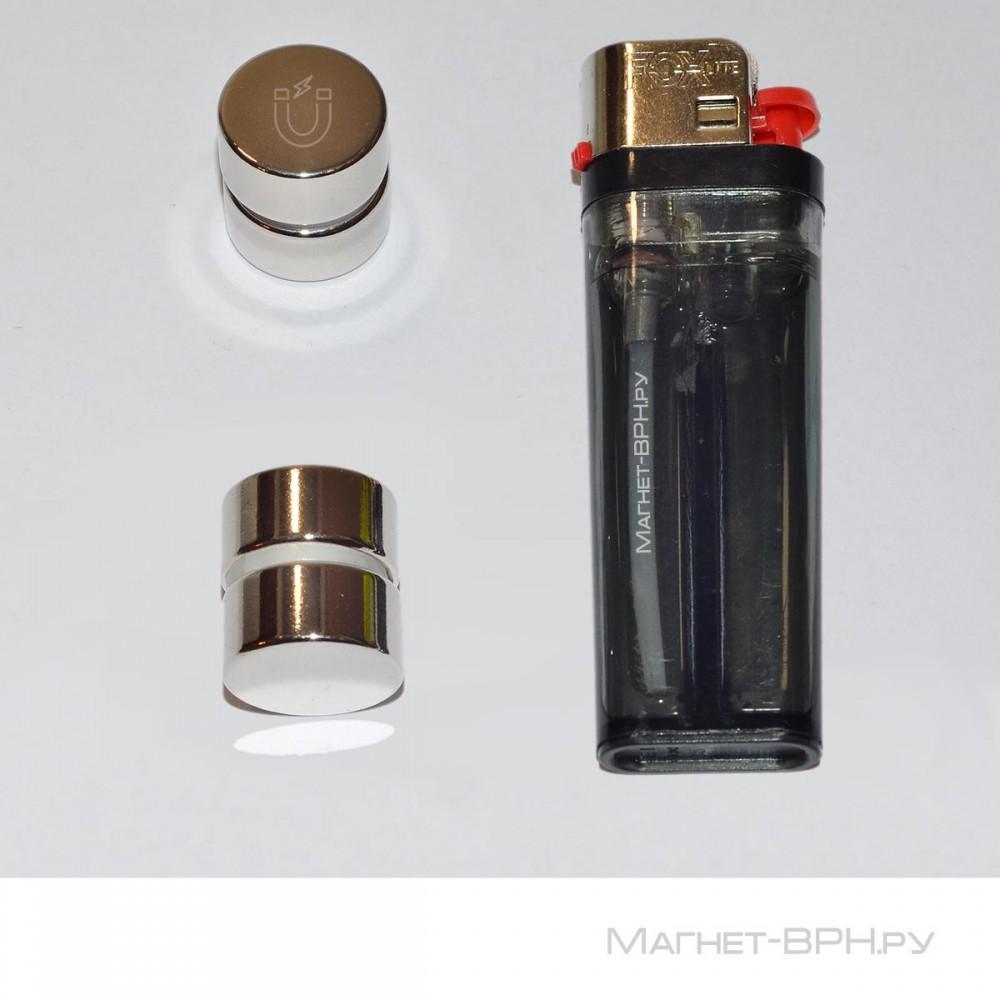 Неодимовый магнит 15х10 мм