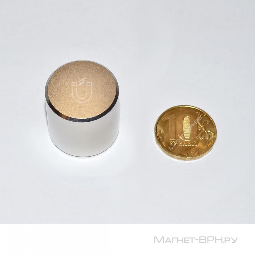 Неодимовый магнит 25х25 мм