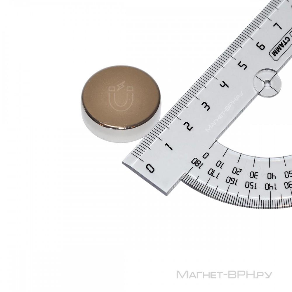 Неодимовый магнит 25х8 мм