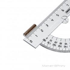 Неодимовый магнит пруток 5х20 мм