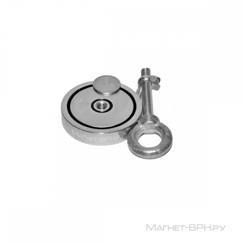 Односторонний поисковый магнит F120