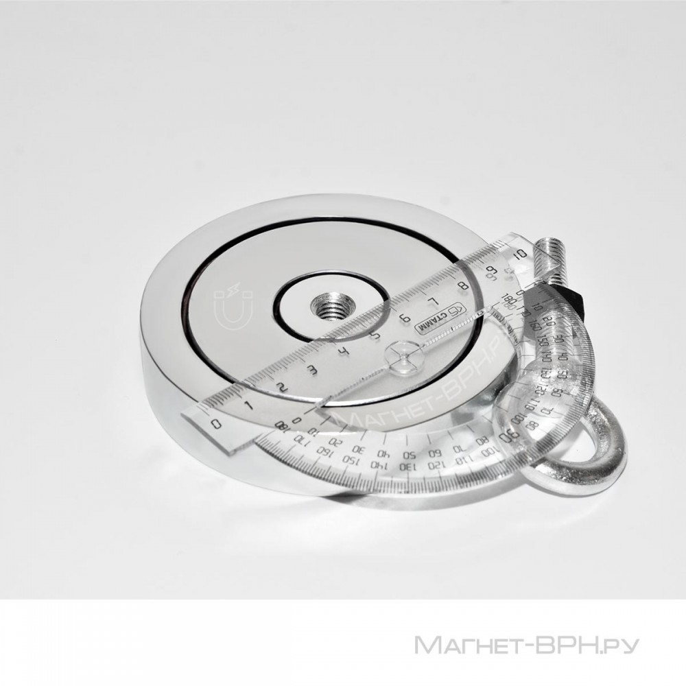 Односторонний поисковый магнит F300