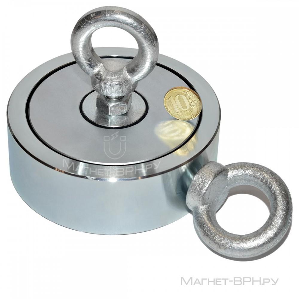 Двухсторонний поисковый магнит F600x2